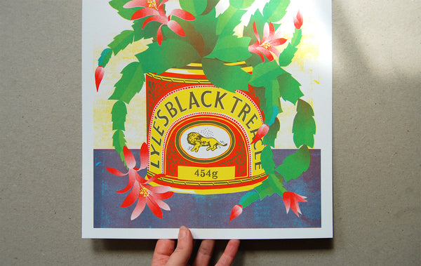 Black Treacle print