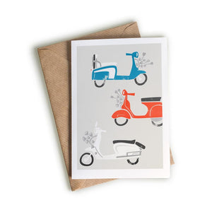 Scooters Card