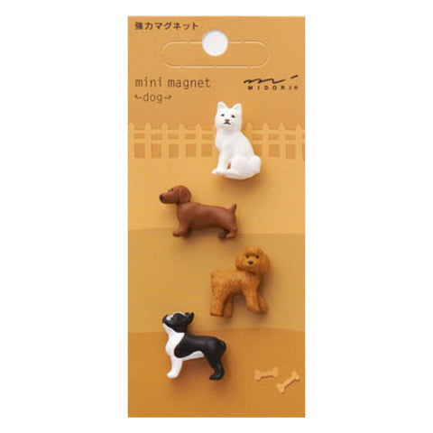 Mini Dog Magnets