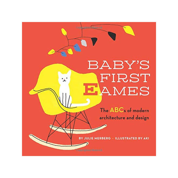 Baby's First Eames Book