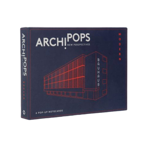 Archipops Modern Notecards
