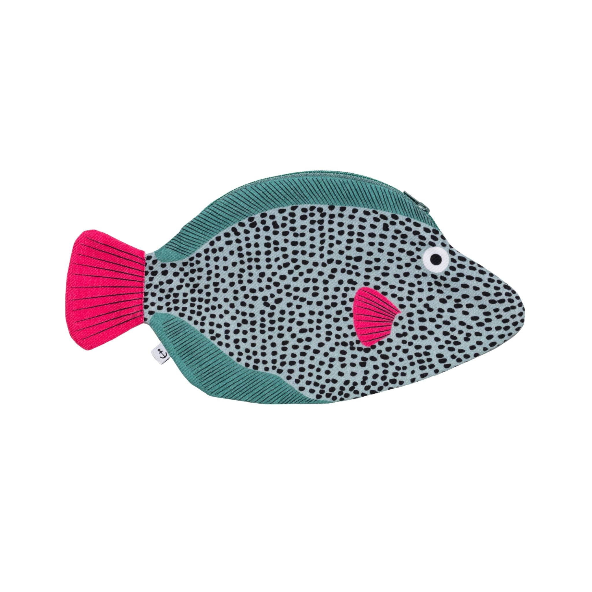 Triggerfish Purse