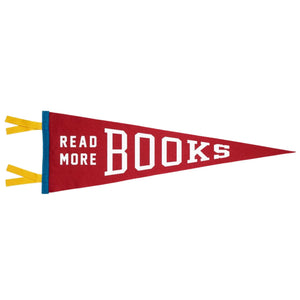 Read More Books Pennant
