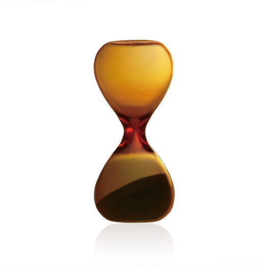 Small Amber Sand Timer