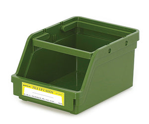 Green Stacking Caddy