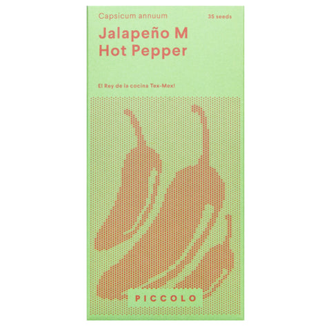 Jalapeno M Hot Pepper Seeds