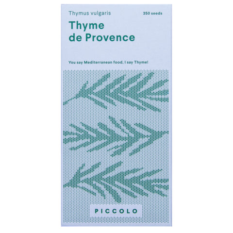 Thyme de Provence Seeds
