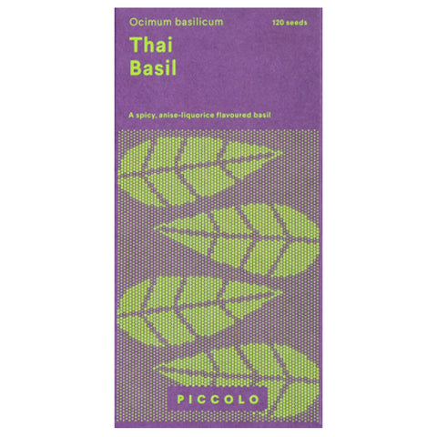 Thai Basil Seeds