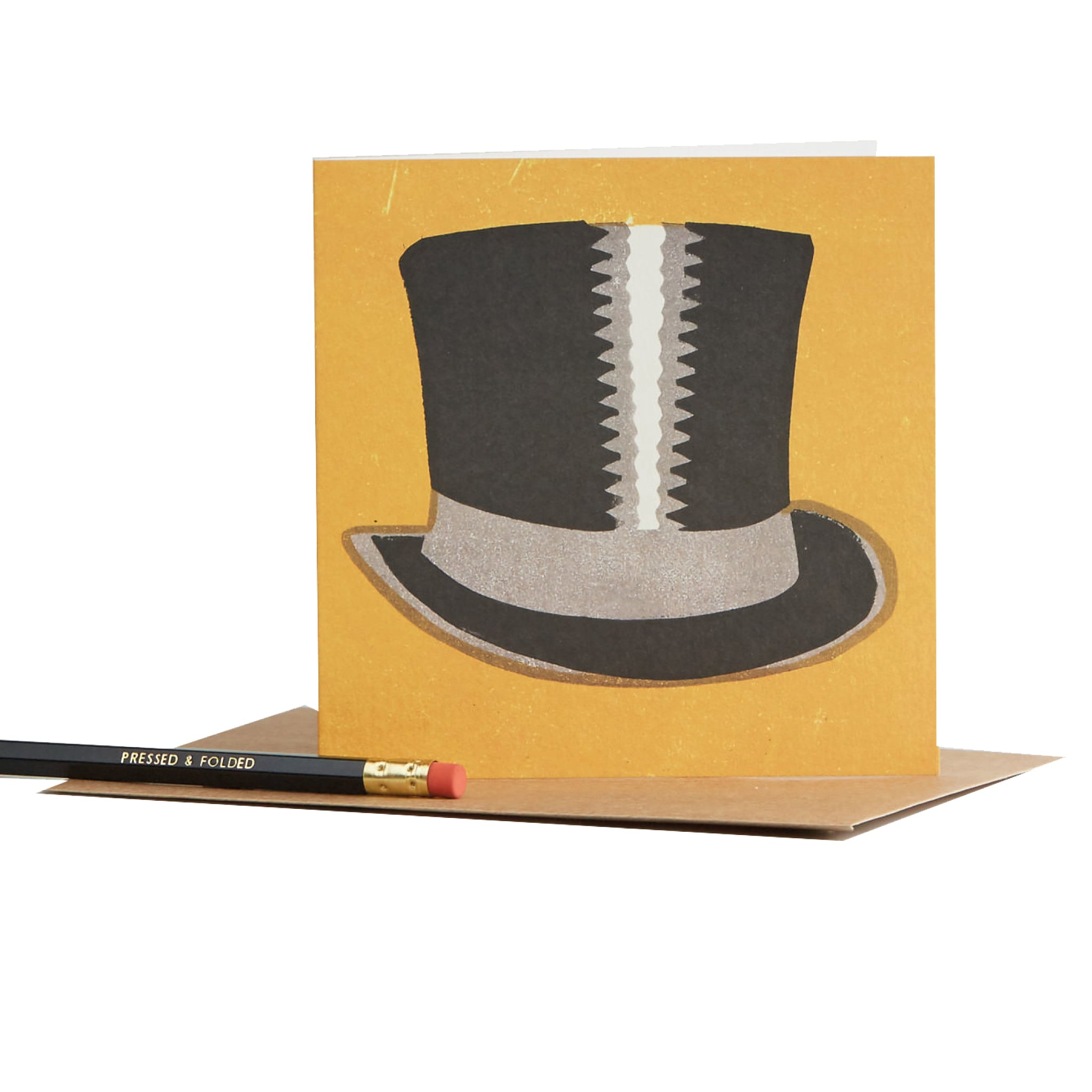 Top Hat Card
