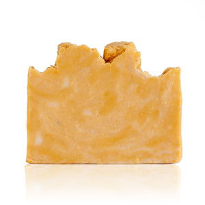 Beyond its clean, fresh aroma, Lemongrass is known to be anti-bacterial, anti-fungal and stress-relieving. This bar is sure to leave both your skin and mood refreshed. Handmade, natural, vegan, olive oil soap. Made on Vancouver Island in BC, Canada.