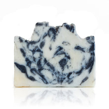 Load image into Gallery viewer, Calling all licorice lovers! The sweet, serene scent of anise is said to be used by fishermen to eliminate odours, so this a great kitchen soap for those stinky garlic hands. Handmade, natural, vegan, olive oil soap. Made on Vancouver Island in BC, Canada.
