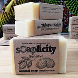 Solid Soap Bar: Sensitive - Things of Nature