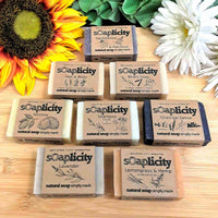 Eco Gift Pack: Three Solid Soaps