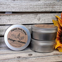 All Natural Body Butter: Orange Patchouli & Cedarwood-Body Butter-Things of Nature