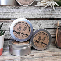 Organic Herb Infused Body Butter: Marshmallow & Calendula - Things of Nature