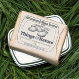 Unrefined Organic Cold-Pressed Shea Butter-Pure Ingredients-Things of Nature