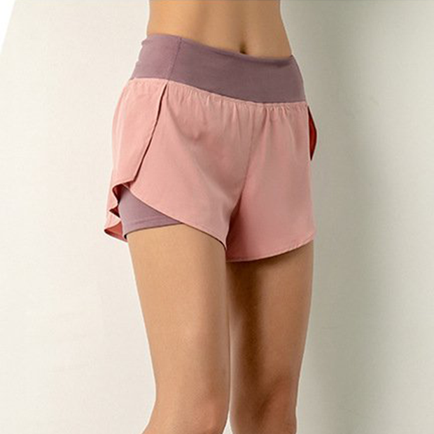 Fast and Free High Rise Shorts - Zenrest Athletica