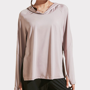 Everlast Hooded Long Sleeve - Zenrest Athletica