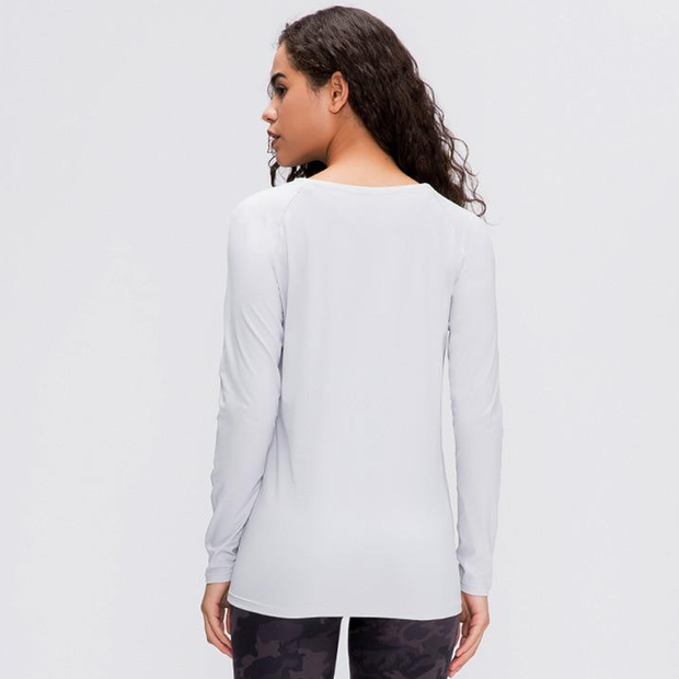 Swift Long Sleeve Top - Zenrest Athletica