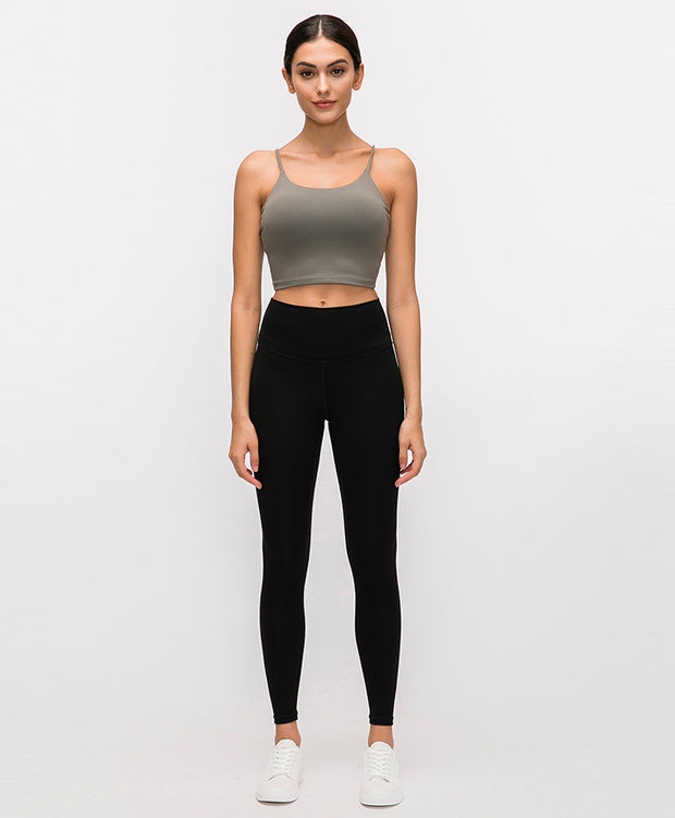 Prolific Padded Crop - Zenrest Athletica