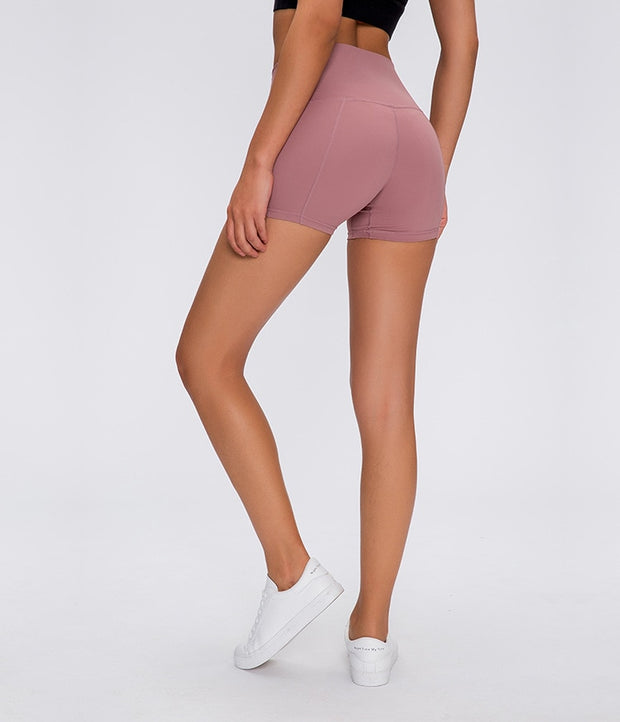 Pressure High Rise Shorts - Zenrest Athletica