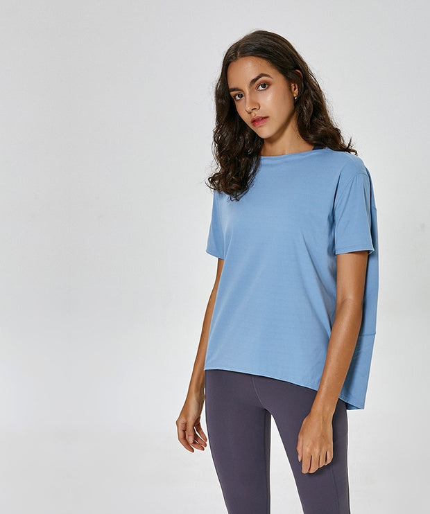 Overthrow Tee - Zenrest Athletica