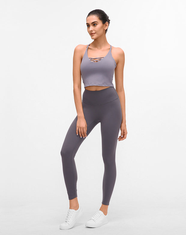 Uncovered High-Rise Pants - Zenrest Athletica