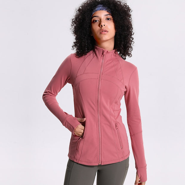 Define Jacket - Zenrest Athletica