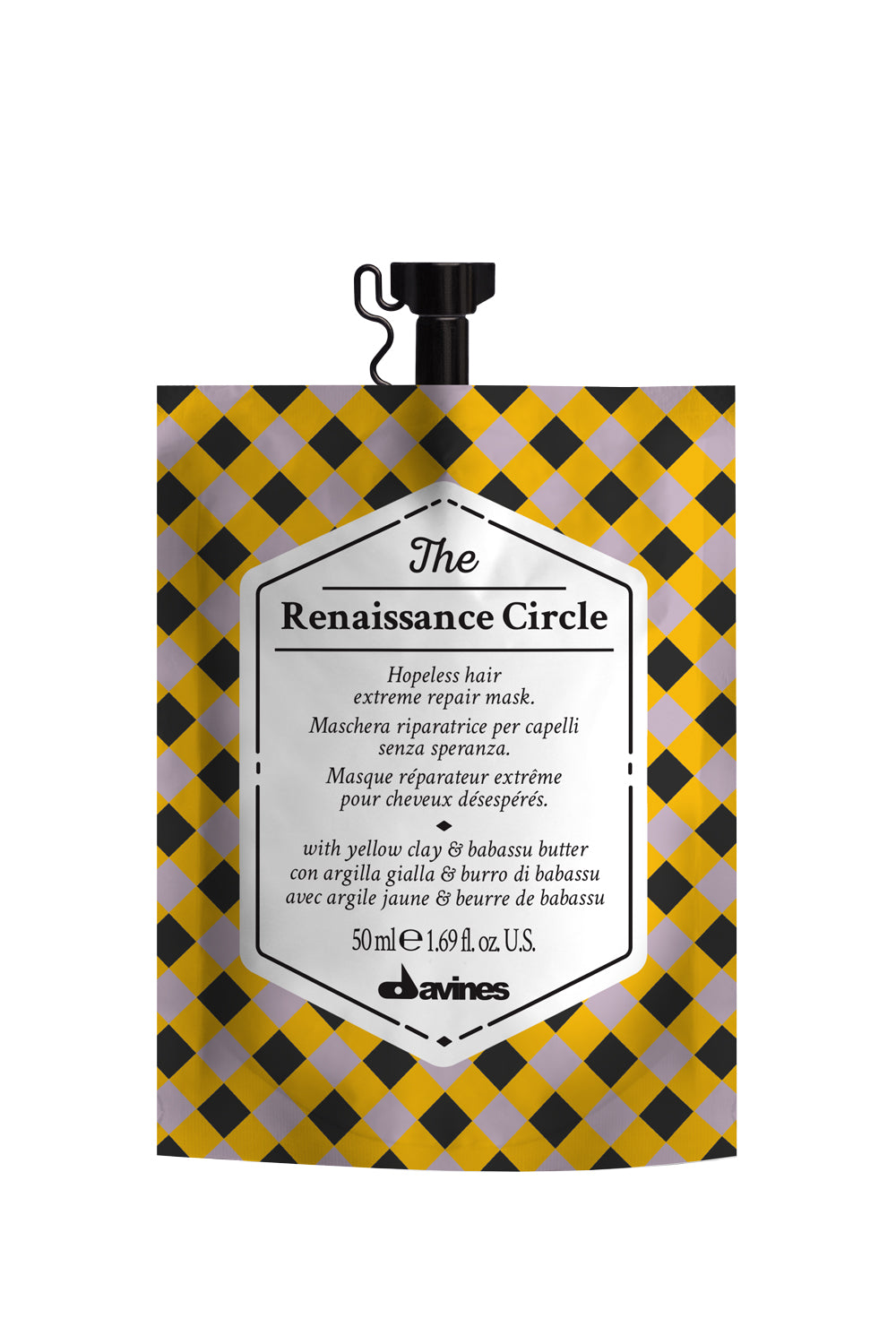The Renaissance Circle - Regenerująca maska 50ml