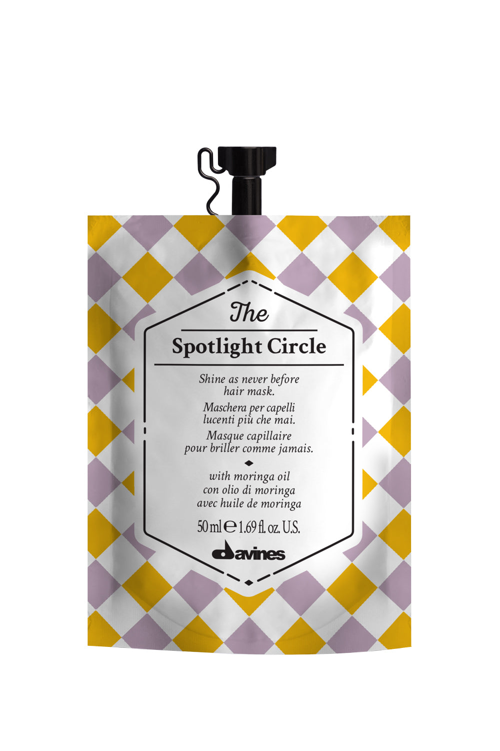 The Spotlight Circle - Maska na blask 50ml