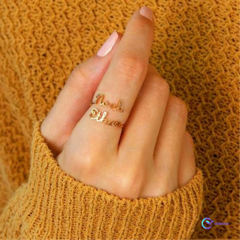 Personal Mantra Ring