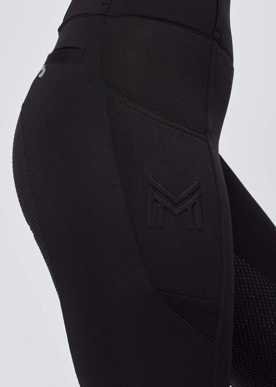 Tech Riding Leggings - Black