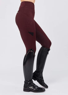 Tech Riding Leggings - Rioja
