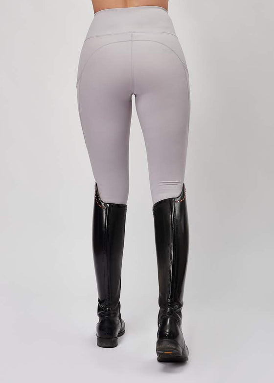 Sculpt Riding Leggings - Pearl