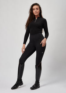 Sculpt Riding Leggings - Black