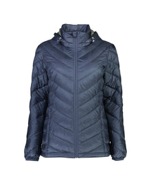 Lauren Jacket - Steel Blue