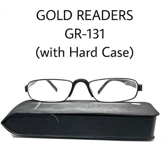 Gold Readers GR-131 (Hard Case)