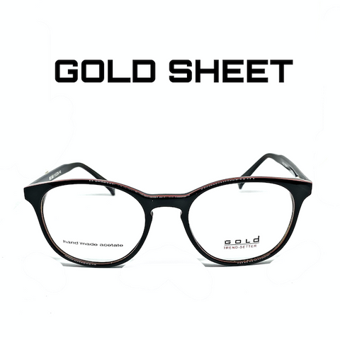 GOLD SHEET MODEL NO 3
