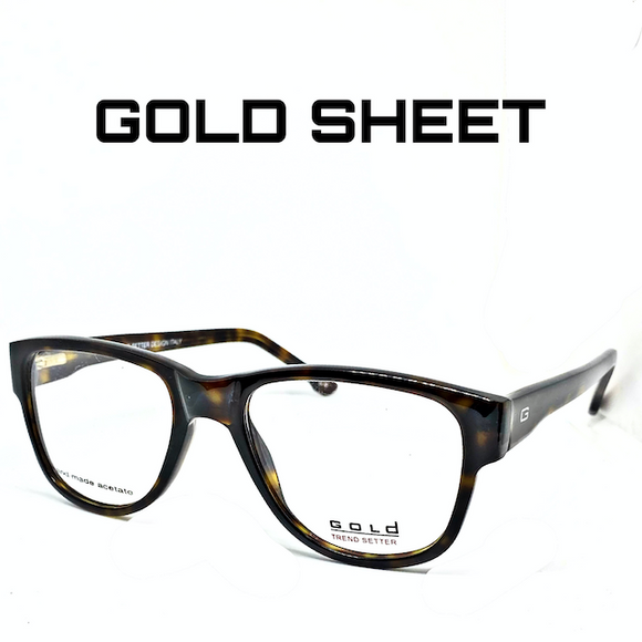 GOLD SHEET MODEL NO 4004