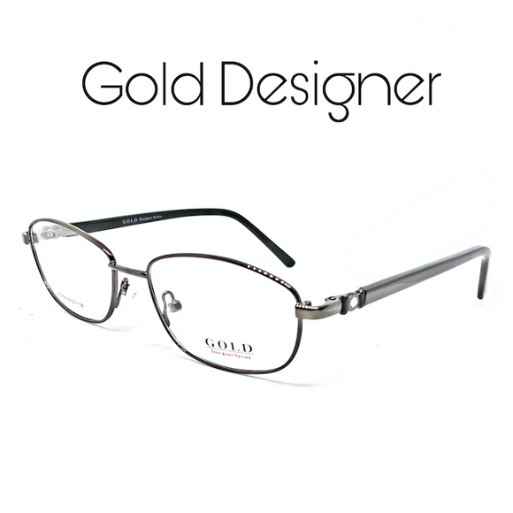 GOLD DESIGNER MODEL NO 886