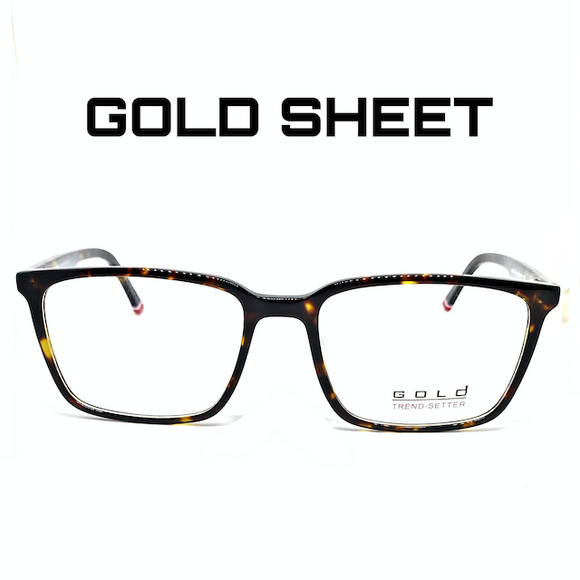 GOLD SHEET MODEL NO 35019