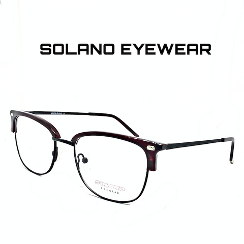 SOLANO EYEWEAR MODEL NO 2