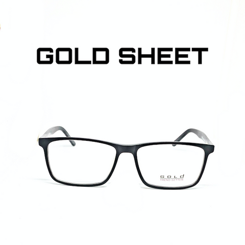 GOLD SHEET MODEL NO 12