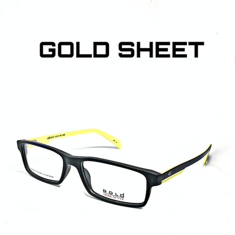 GOLD SHEET MODEL NO 13