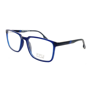 Buy eyeglasses online-FFU Design Collection TR Square FA02-10 - eyekart.org
