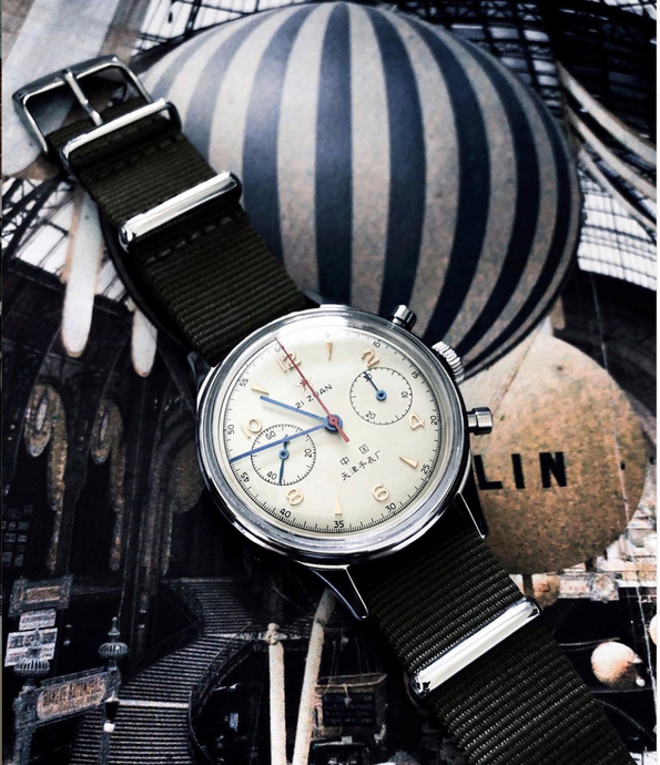 Leo's story: the Seagull 1963 / red star 1963 watch: the best hand-winding chronograph for your buck