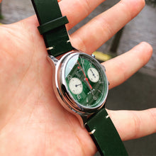 Load image into Gallery viewer, Seagull 1963 | Green Edition | 38mm | Acrylic | Sapphire