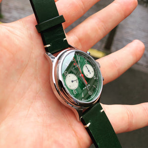 seagull 1963 green face 38mm