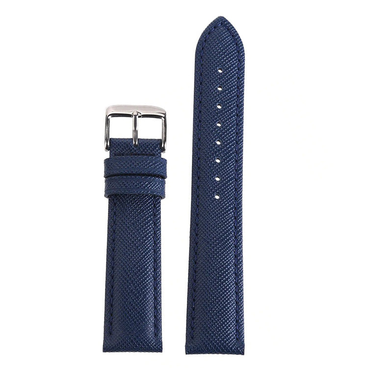 Cross Pattern Leather Strap