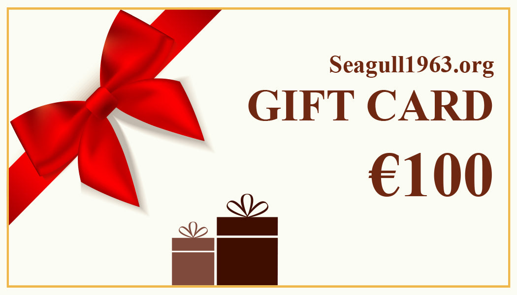 seagull 1963 giftcard